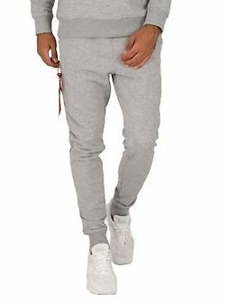 Alpha Industries Men's X-Fit Slim Cargo Joggers, Grey