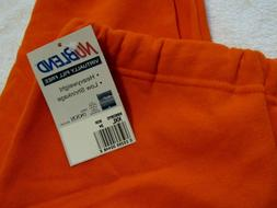 Russell Athletic Men's XXL 1990's Orange Athletic 50-50 Swea