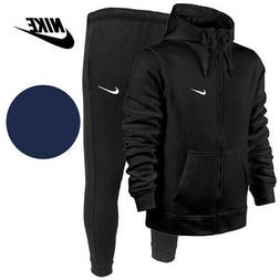 Nike Men's Zip Up Hoodie and Sweatpants Complete 2 PC Jogger