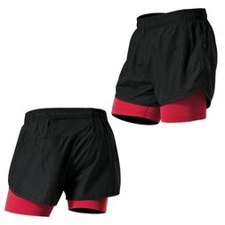 Men Shorts Quick Drying Breathable Cycling Running Exercise