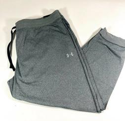 MENS 4XL Under Armour Cold Gear Gray Gym Pants Track Pants J