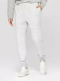 Mens Big And Tall Tapered Knit Jogger Gray 2XB - Goodfellow