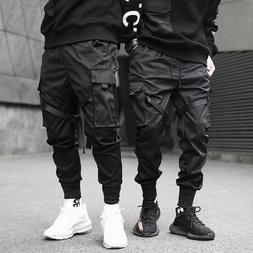 Mens Fashion Joggers Sport Sweatpants Gym Running Trousers S