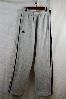 Adidas Mens Gray Pants Large Sweat Pants New With Tags!