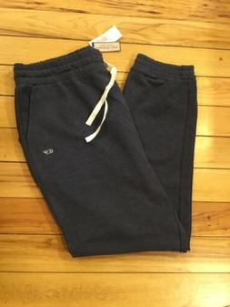 Vineyard Vines Mens Heritage Joggers Deep Bay Blue Size Larg