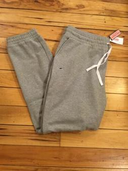 Vineyard Vines Mens Heritage Joggers Grey Heather Size Mediu