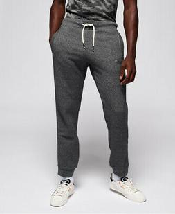 mens orange label slim joggers