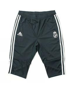 Adidas Mens Real Madrid 3/4 Training Pants Size XL NEW WITH