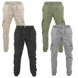 Mens Sportswear Joggers Casual Fitness Gym Clothing Pockets