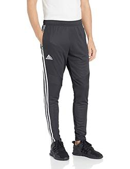 adidas Men's Tiro19 Training Pants, Dark Grey/White, Mediu