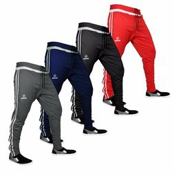 Mens Training Tracksuits Bottom Pants Joggers Exercise Runni
