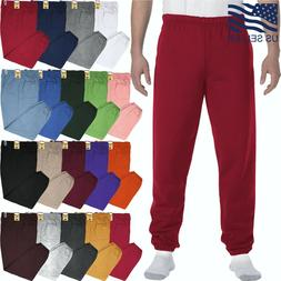 Mens Womens Sweatpants Casual Fleece Joggers Gym Pants Worko