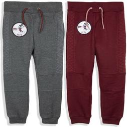 Disney Mickey Mouse Boys Warm Trousers Joggers Jogging Botto
