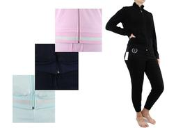 Juicy Couture MicroTerry Full Zip Tracksuit Sweatpants Jacke