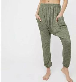 Free People More Chill Jogger Moss S Sweatpants Olive Green