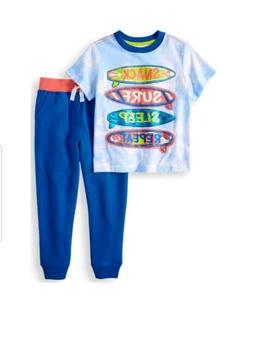 NEW Boys Wonder Nation Jogger Suit Size 5T.