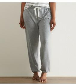 New Sonoma Good for Life Women French Terry Jogger Lounge Pa