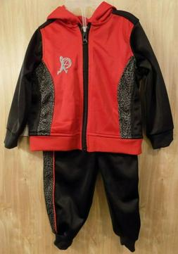 New Swiggles Infant/Toddler Boys 24 Month Jogger Track Suit