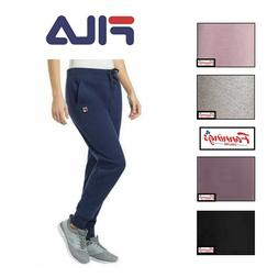 NEW! Fila Ladies' Heritage French Terry Jogger Pant's VARIET