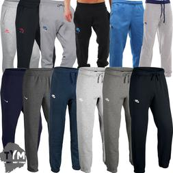 Nike Mens Tapered Club Joggers Air Fleece Tracksuit Bottoms