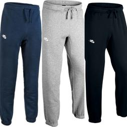 New Mens Nike Tapered Club Joggers Air Fleece Track Suit Bot