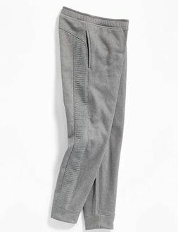 Old Navy NEW NWT Go-Dry Quilted-Panel Joggers for Boys L 10-