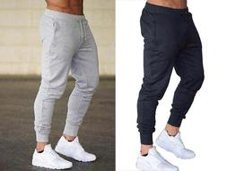 New Spring Autumn <font><b>Brand</b></font> Gyms Men Joggers