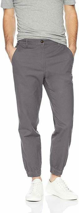 New with tags~ Amazon Essentials Mens Slim Fit Gray Jogger P