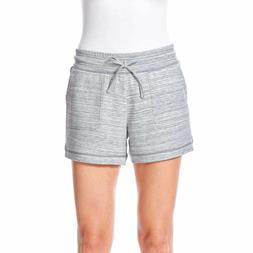 New 32 Degrees Cool Women's Shorts Jogger Fleece Performance