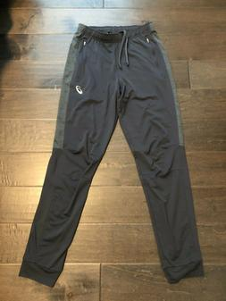 NWOT Men's Asics Jogger Track Pants Gray Size Small