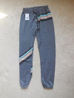 NWT Juniors' Cloud Chaser Burnout Jogger Pants Size X Small