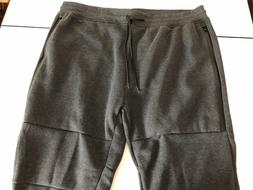 NWT Southpole Men's B&T Dark Gray Jogger with Cuff Hem Size