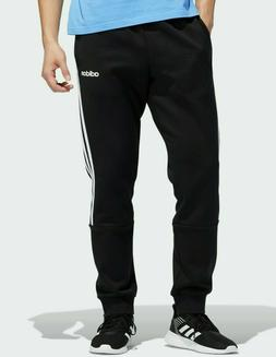 NWT Adidas Mens 3S FT Athletic Training Pants Size L Joggers