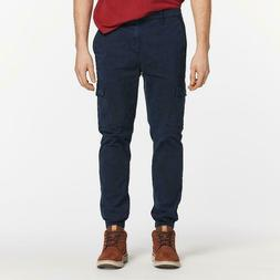 NWT Timberland Mens Slim Fit Tapered Cargo Pants Joggers A1M