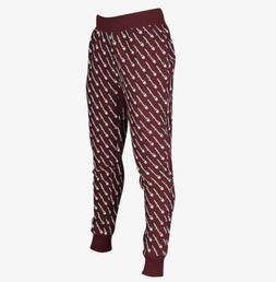 NWT Champion Reverse Weave AOP Joggers, Maroon, Red, Pants,