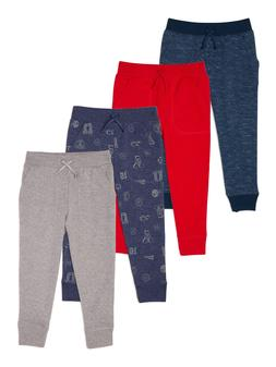 *NWT- GARANIMALS - TODDLER BOY'S SOFT FRENCH TERRY JOGGER PA