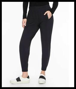 Athleta NWT Women's Cosmic Jogger Size Large Tall Color Blac