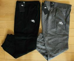 NWT NIKE Women's Fleece Capri Sportswear Jogger Sweatpants B