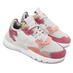 adidas Originals Nite Jogger W Boost Raw White Trace Pink Wo