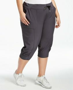 Calvin Klein Performance Plus Size Seamed Cuffed Joggers $79