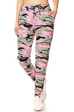 Pink Camo Amazing Buttery Soft Joggers Pick Your Size S-M-L-