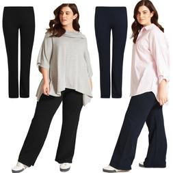 Marks & Spencer Plus Size Cotton Jogging Bottoms Lounge Pant