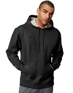 Champion Men's Powerblend Sweats Pullover Hoodie Black S