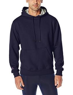 Champion Men's Powerblend Sweats Pullover Hoodie Navy XXL