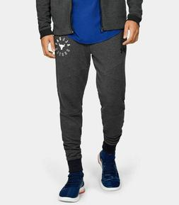 Under Armour Project Rock S Double Knit Joggers All Day Pant
