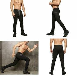 Shakestron Mens Slim Fit Joggers Tapered Sweatpants For Gym
