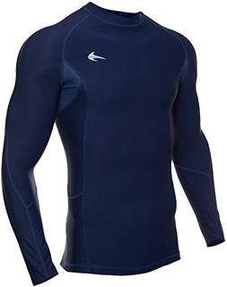 CompressionZ Men's Long Sleeve Compression Shirt - Performan