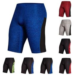 Shorts Men Compression Gym Clothing Tight Sports Joggers Run