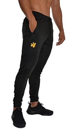 YoungLA Mens Soccer Training pants tapered fit 5 colors Smal