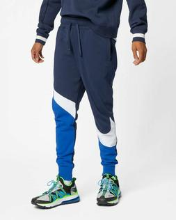 Nike Sportswear French Terry Pants Mens Indigo Force Active